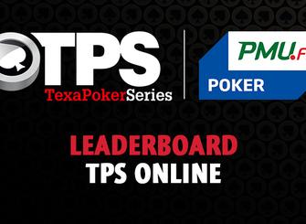 Le Leaderboard TPS Online se poursuit en février sur PMU Poker