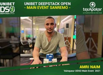 Naim Amri victorieux de l'UDSO Sanremo 2021