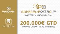 Sanremo Poker Cup, de l'inédit pour l'hiver