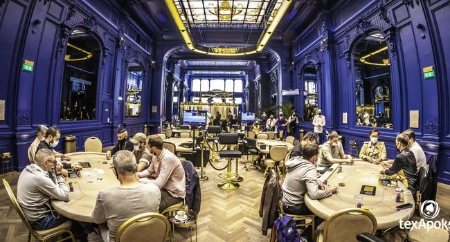 L'APO 2500 par PMU.fr, top départ au Club Montmartre