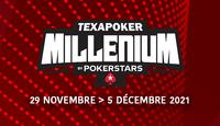 Texapoker Millenium par PokerStars, la fusion au Club Montmartre Paris