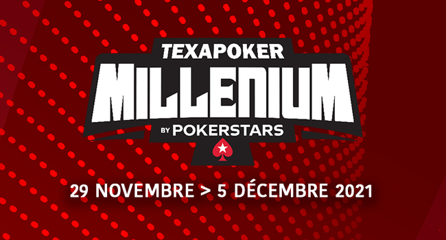 Texapoker Millenium by PokerStars, taking place at Club Montmartre Paris