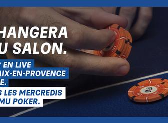 Le France Poker Open de retour en live
