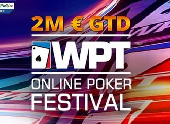 Le WPT revient sur PMU Poker
